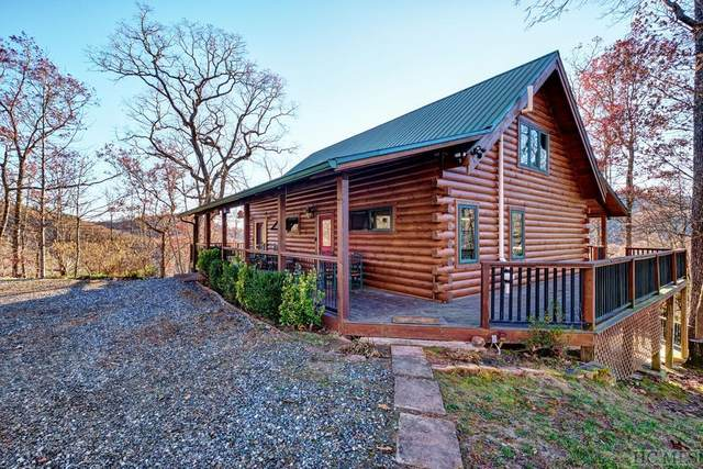 670 Bear Track Drive, Tuckasegee, NC 28783 (MLS #95239) :: Berkshire Hathaway HomeServices Meadows Mountain Realty