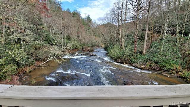 Lot 62 Hunter Jim Creek Road, Cullowhee, NC 28723 (MLS #95250) :: Pat Allen Realty Group