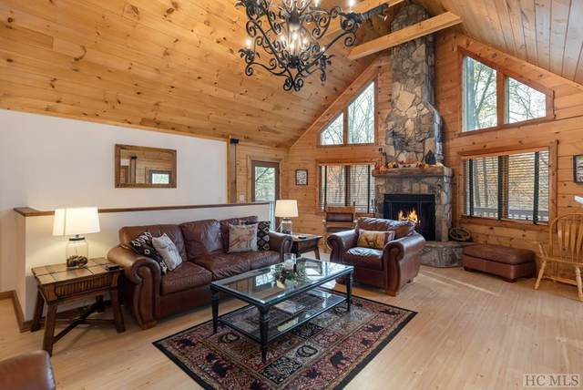 17 Sunset Court, Sapphire, NC 28774 (MLS #95260) :: Berkshire Hathaway HomeServices Meadows Mountain Realty