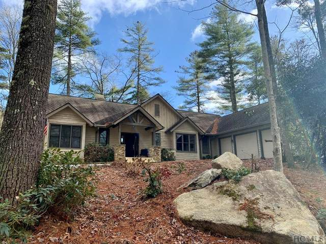 885 Winding Creek Road, Sapphire, NC 28774 (MLS #95278) :: Berkshire Hathaway HomeServices Meadows Mountain Realty