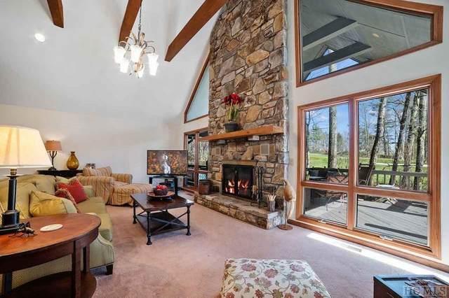 107 Hemlock Lane, Highlands, NC 28741 (MLS #95336) :: Pat Allen Realty Group