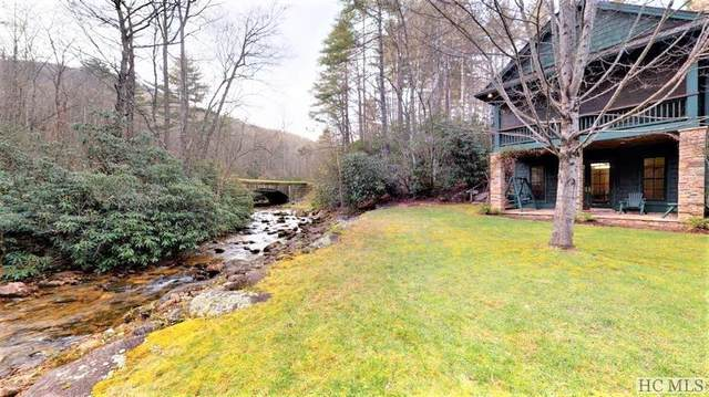 518 Cardinal Drive, Lake Toxaway, NC 28747 (MLS #95355) :: Pat Allen Realty Group