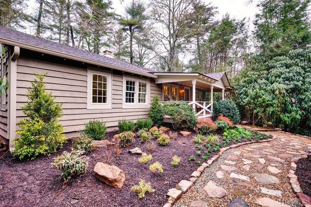 1411 Flat Mountain Road, Highlands, NC 28741 (MLS #95431) :: Pat Allen Realty Group