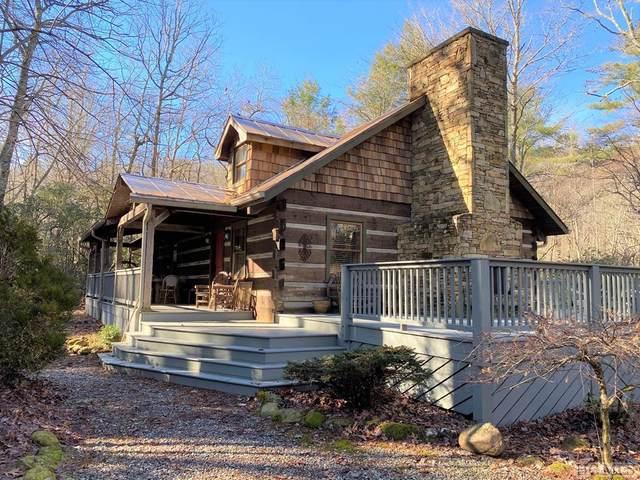 140 Timber Ridge Drive, Cashiers, NC 28717 (#95441) :: BluAxis Realty