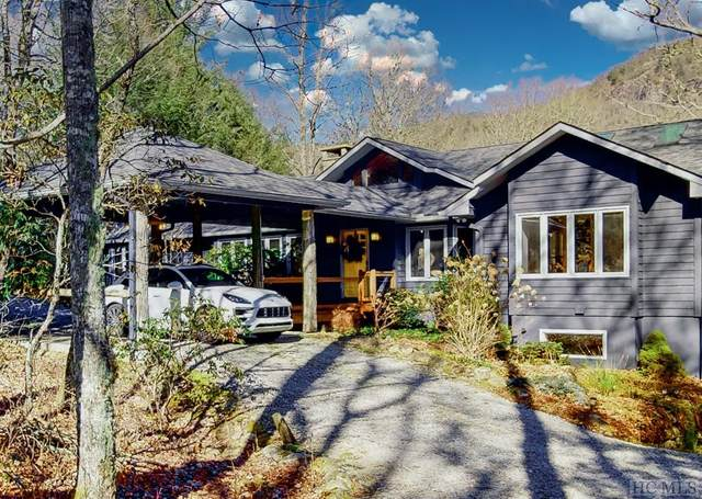 85 Eagle Ridge Road, Highlands, NC 28741 (MLS #95459) :: Berkshire Hathaway HomeServices Meadows Mountain Realty