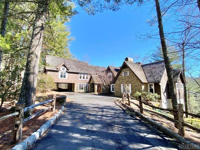 115 Silver Springs Road, Cashiers, NC 28717 (MLS #95742) :: Berkshire Hathaway HomeServices Meadows Mountain Realty