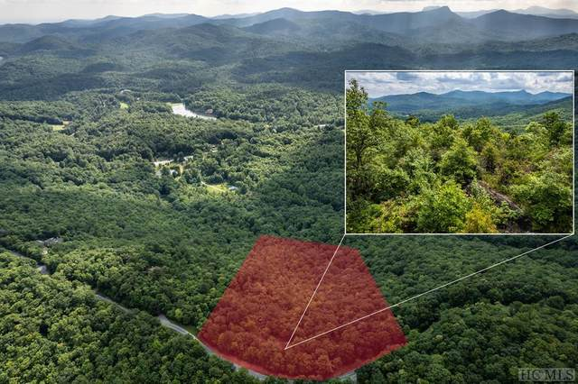 12 Eagle Drive, Sapphire, NC 28747 (MLS #95752) :: Berkshire Hathaway HomeServices Meadows Mountain Realty
