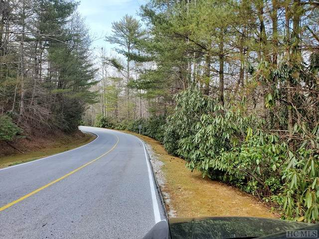 Lot 38 Chestnut Trace, Lake Toxaway, NC 28747 (MLS #95916) :: Pat Allen Realty Group