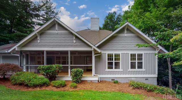 11 Wood Lily Way, Highlands, NC 28741 (MLS #95931) :: Berkshire Hathaway HomeServices Meadows Mountain Realty