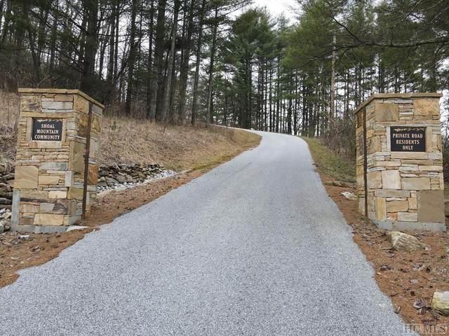 TBD Pine Creek Road, Cullowhee, NC 28723 (MLS #95959) :: Berkshire Hathaway HomeServices Meadows Mountain Realty