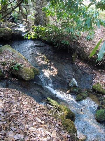 Lot 14 Cross Creek Trail, Cullowhee, NC 28723 (MLS #95971) :: Berkshire Hathaway HomeServices Meadows Mountain Realty