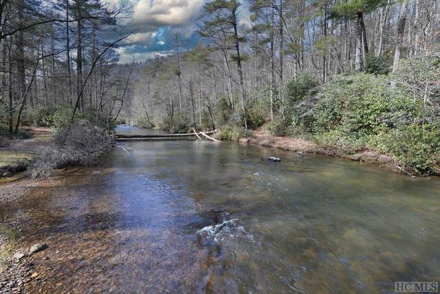 On Hwy 64, Highlands, NC 28741 (MLS #95972) :: Berkshire Hathaway HomeServices Meadows Mountain Realty