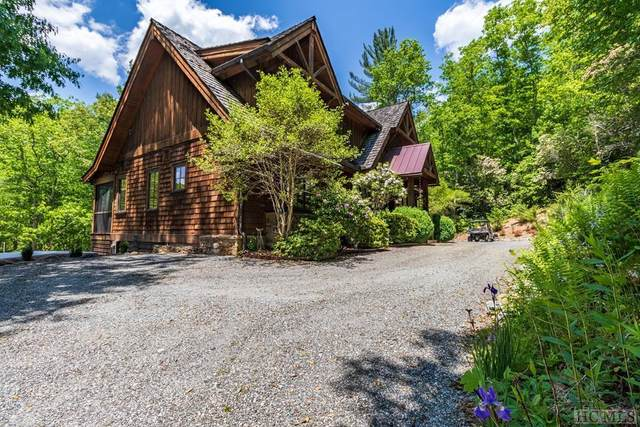 97 Settlers Bend, Cullowhee, NC 28723 (MLS #95975) :: Berkshire Hathaway HomeServices Meadows Mountain Realty
