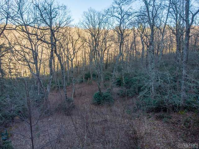 Lot 44 Satulah Ridge Road, Highlands, NC 28741 (MLS #95985) :: Berkshire Hathaway HomeServices Meadows Mountain Realty