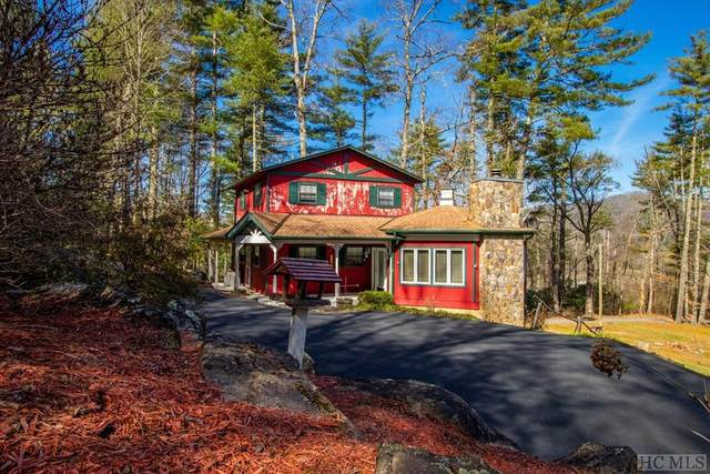 157 Woods Mountain Trail, Cullowhee, NC 28723 (#96007) :: Exit Realty Vistas