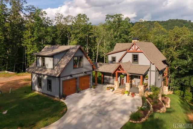 117 Amberleaf Way, Cullowhee, NC 28723 (MLS #96038) :: Berkshire Hathaway HomeServices Meadows Mountain Realty