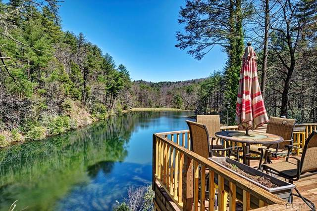 4232 Whiteside Cove Road, Highlands, NC 28741 (MLS #96062) :: Pat Allen Realty Group