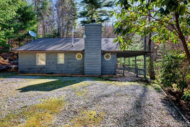 534 Marlett Road, Cullowhee, NC 28723 (MLS #96102) :: Berkshire Hathaway HomeServices Meadows Mountain Realty