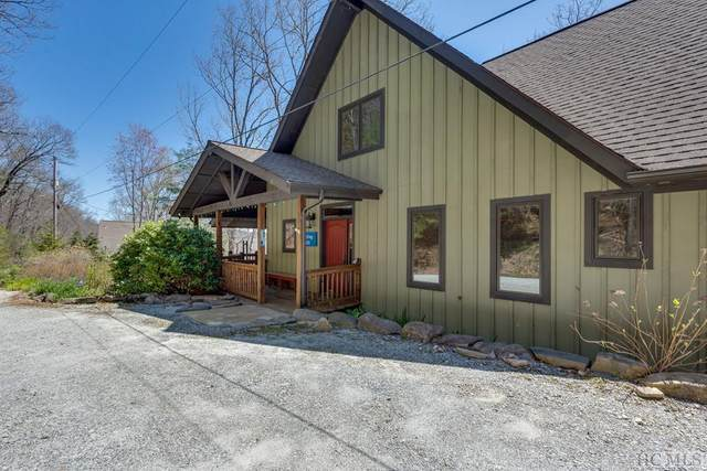 341 Wild Blackberry Ridge, Cullowhee, NC 28723 (MLS #96151) :: Berkshire Hathaway HomeServices Meadows Mountain Realty