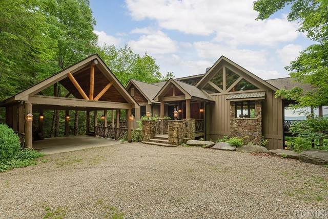 45 Spike Moss Road, Sapphire, NC 28774 (#96233) :: BluAxis Realty