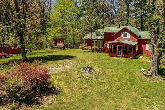 122 Highlands View Road, Highlands, NC 28741 (MLS #96292) :: Berkshire Hathaway HomeServices Meadows Mountain Realty