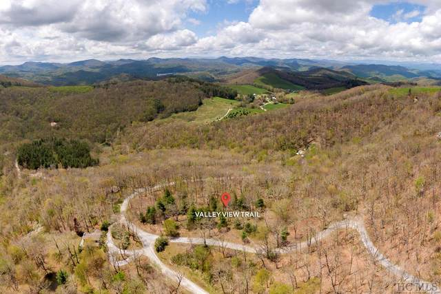 00 Valley View Trail, Glenville, NC 28736 (MLS #96309) :: Berkshire Hathaway HomeServices Meadows Mountain Realty