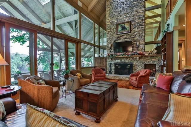 95 Cullasaja Club Drive, Highlands, NC 28741 (MLS #96358) :: Berkshire Hathaway HomeServices Meadows Mountain Realty