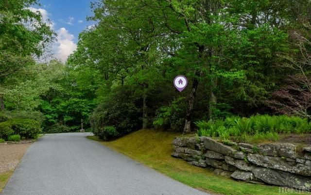 Lot 8 The Grayrocks, Highlands, NC 28741 (MLS #96411) :: Pat Allen Realty Group