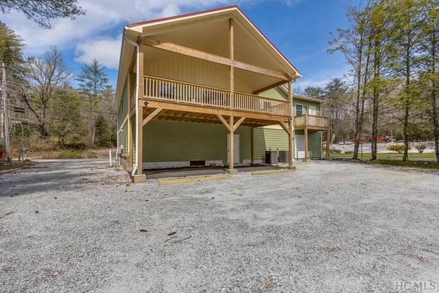 782 Dillard Road, Highlands, NC 28741 (MLS #96424) :: Berkshire Hathaway HomeServices Meadows Mountain Realty