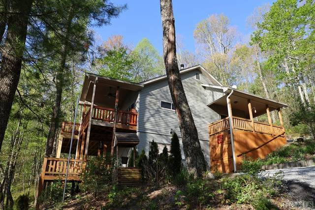 156 Bald Eagle Court, Sapphire, NC 28774 (MLS #96432) :: Berkshire Hathaway HomeServices Meadows Mountain Realty
