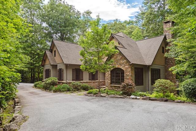 332 Streamside Drive, Cashiers, NC 28717 (MLS #96467) :: Berkshire Hathaway HomeServices Meadows Mountain Realty
