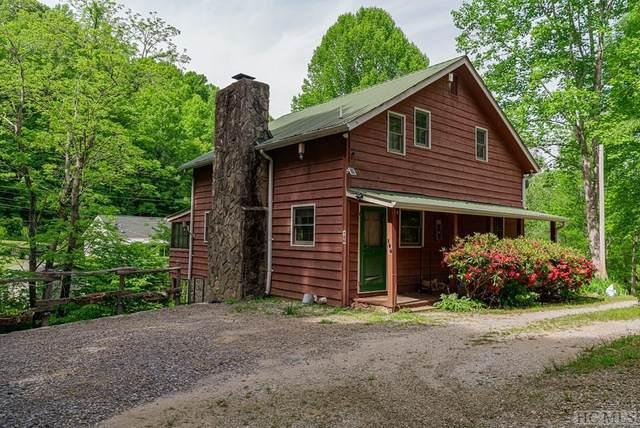 186 Hemlock Creek Drive, Franklin, NC 28734 (MLS #96589) :: Pat Allen Realty Group