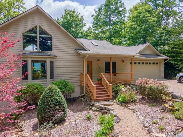 307 Trillium Court, Sapphire, NC 28774 (MLS #96679) :: Berkshire Hathaway HomeServices Meadows Mountain Realty