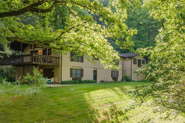 51 Village Way, Sapphire, NC 28774 (MLS #96739) :: Berkshire Hathaway HomeServices Meadows Mountain Realty
