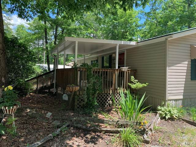 45 Tomahawk Drive, Sapphire, NC 28774 (MLS #96776) :: Berkshire Hathaway HomeServices Meadows Mountain Realty
