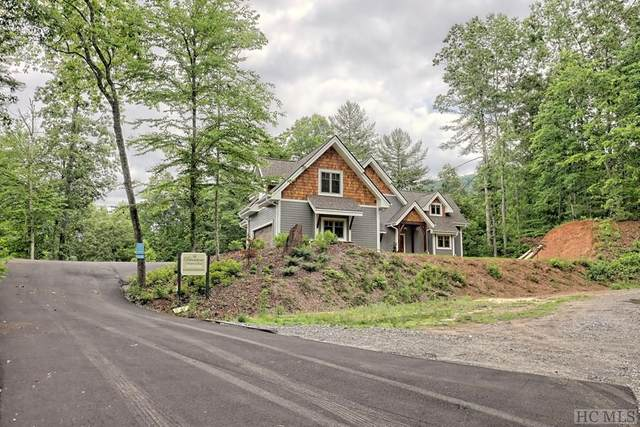 697 Rustling Woods Trail, Cullowhee, NC 28723 (MLS #96801) :: Berkshire Hathaway HomeServices Meadows Mountain Realty