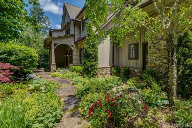 115 Falls Court W, Highlands, NC 28741 (MLS #96828) :: Berkshire Hathaway HomeServices Meadows Mountain Realty