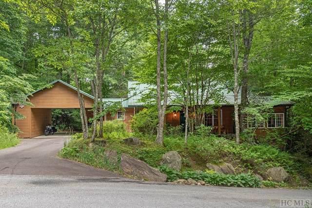 67 Fallen Leaf Lane, Highlands, NC 28741 (MLS #96863) :: Pat Allen Realty Group