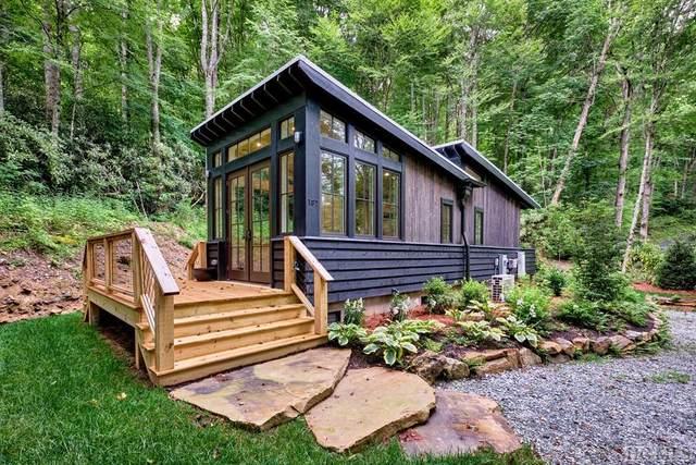 187 Triple Creek Drive, Cullowhee, NC 28723 (#96931) :: High Vistas Realty
