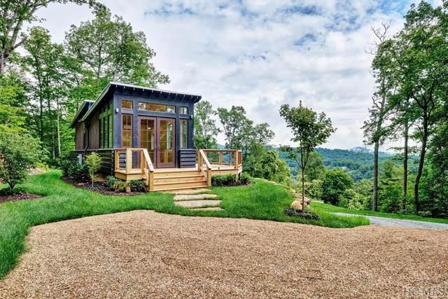 436 Triple Creek Drive, Cullowhee, NC 28723 (#96933) :: High Vistas Realty