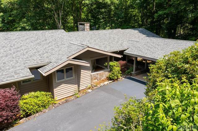 58 Old Logging Trail, Highlands, NC 28741 (#96947) :: BluAxis Realty