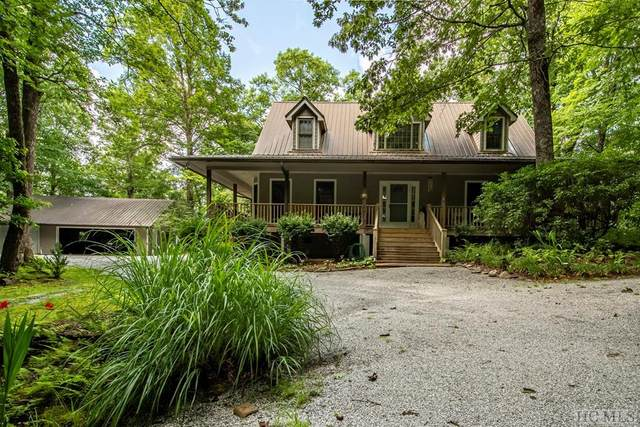 611&887 Ridgewood Road, Highlands, NC 28741 (MLS #96975) :: Berkshire Hathaway HomeServices Meadows Mountain Realty