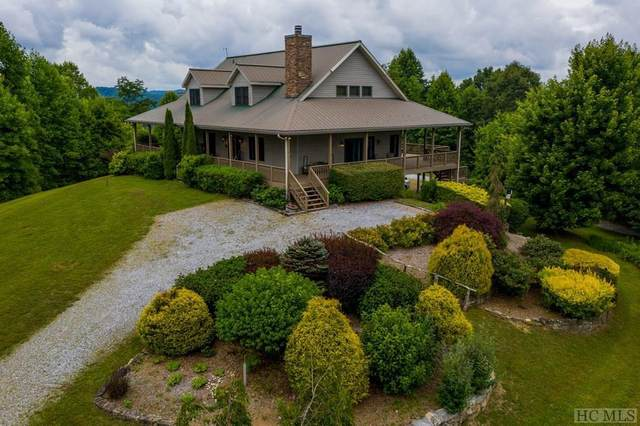 418 N Walking Stick Trail, Cullowhee, NC 28723 (MLS #96985) :: Berkshire Hathaway HomeServices Meadows Mountain Realty