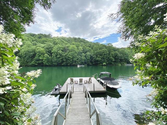 512 Sparkling Waters Drive, Glenville, NC 28736 (MLS #96991) :: Berkshire Hathaway HomeServices Meadows Mountain Realty