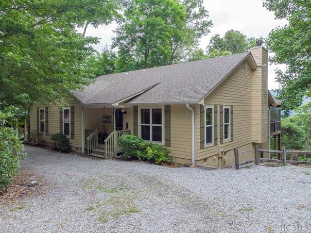 18 Golden Eagle Court, Sapphire, NC 28774 (MLS #96995) :: Berkshire Hathaway HomeServices Meadows Mountain Realty