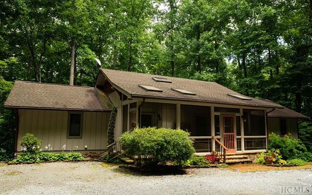 354 Queen Mountain Road, Highlands, NC 28741 (MLS #96999) :: Berkshire Hathaway HomeServices Meadows Mountain Realty
