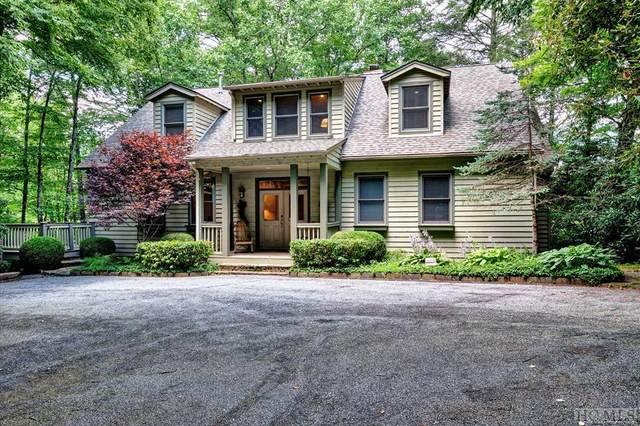15 Christmas Tree Lane, Highlands, NC 28741 (MLS #97000) :: Berkshire Hathaway HomeServices Meadows Mountain Realty