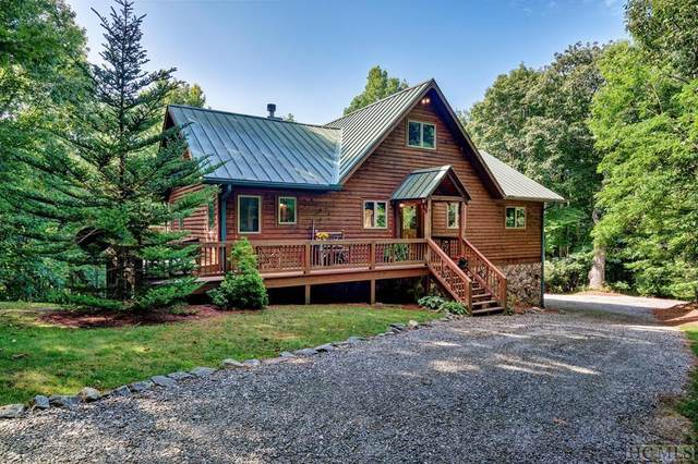 103 Fox Knob Road, Glenville, NC 28736 (MLS #97002) :: Berkshire Hathaway HomeServices Meadows Mountain Realty