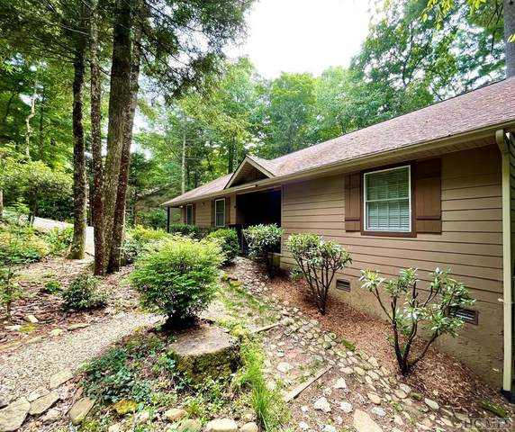 2500 E Upper Whitewater Road, Sapphire, NC 28774 (MLS #97090) :: Berkshire Hathaway HomeServices Meadows Mountain Realty