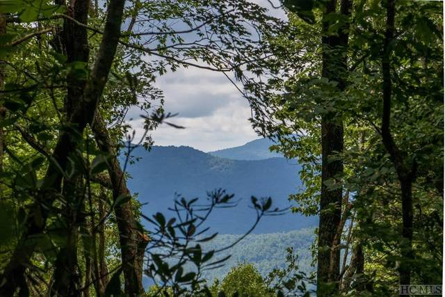 lot 8 Tiercel Trail, Sapphire, NC 28774 (MLS #97129) :: Berkshire Hathaway HomeServices Meadows Mountain Realty